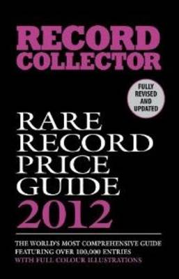 Rare Record Price Guide 2012 (Paperback)