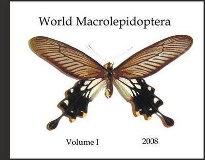 World Macrolepidoptera (CD-ROM)