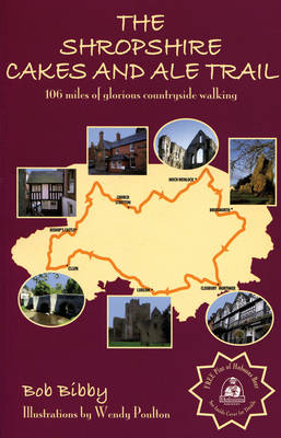 The Shropshire Cakes and Ale Trail (Paperback)