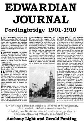 Edwardian Journal: Fordingbridge, 1901 -1910 (Paperback)
