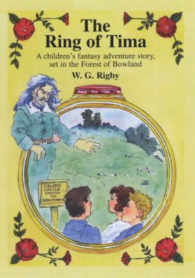 The Ring of Tima (Paperback)