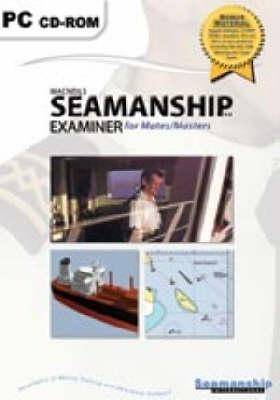 Macneil's Seamanship Examiner Mates,Masters (CD-ROM)
