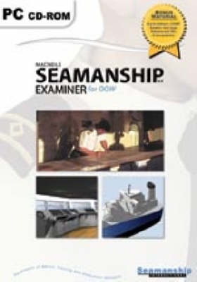 Macneil's Seamanship Examiner OOW: Officer of the Watch Version (CD-ROM)
