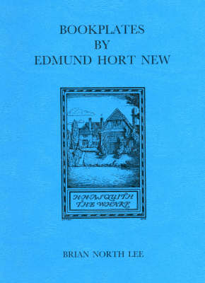 Bookplates of Edmund Hort New (Paperback)