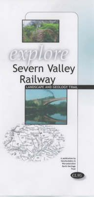 Explore Severn Valley Railway Landscape and Geology Trail (Paperback)