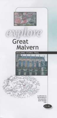 Explore Great Malvern Building Stones Trail - Explore S. (Paperback)