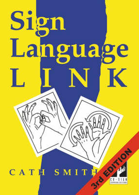Sign Language Link: A Pocket Dictionary of Signs (Paperback)