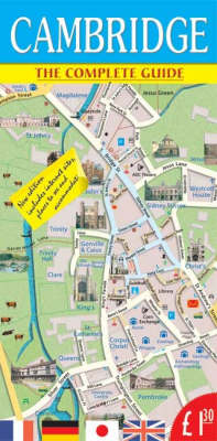 Cambridge: The Complete Guide (Sheet map, folded)