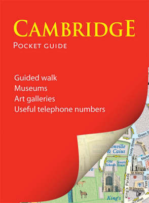 Cambridge: Pocket Guide (Sheet map, folded)