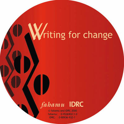 Writing for Change (CD-ROM)