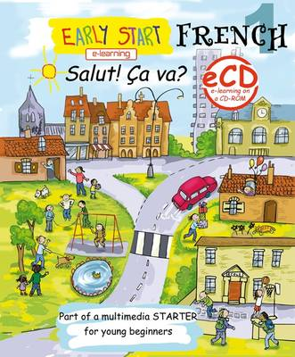 Early Start French 1 Interactive CD-ROM for Schools (CD-ROM)
