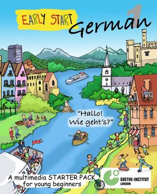 Early Start German Starter Pack - Hallo! Wie Geht's?: Pack 1: A Multimedia Starter Pack for Young Beginners