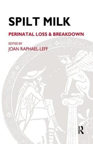 Spilt Milk: Perinatal Loss and Breakdown (Paperback)
