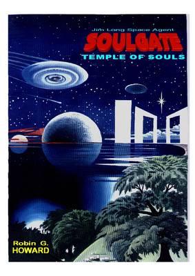 Soulgate-temple of Souls: Jim Long Space Agent Adventure (Paperback)