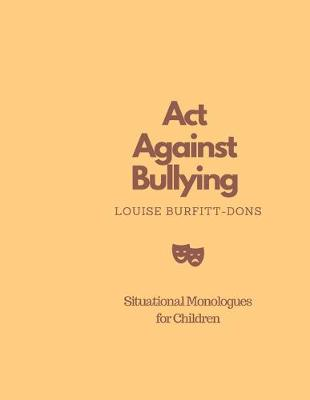 Act Against Bullying (Paperback)
