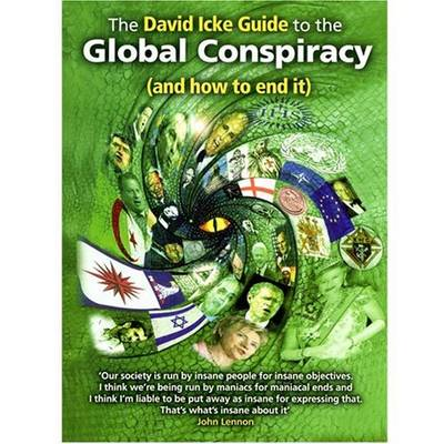 David icke books and biography waterstones the david icke guide to the global conspiracy and how to end it fandeluxe Choice Image