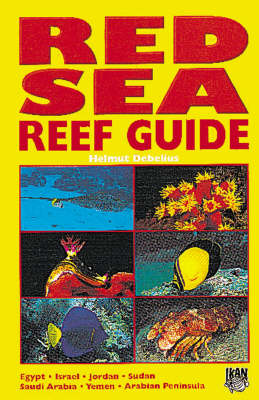 Red Sea Reef Guide (Hardback)