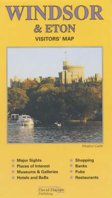 Windsor and Eton Visitors Map - DHP Visitors Maps S. (Sheet map, folded)