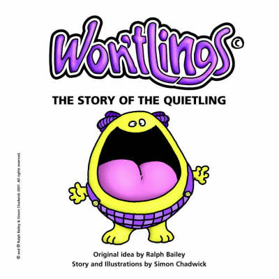 The Story of the Quietling - Won'tlings S. (Paperback)