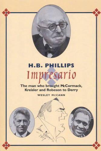 H.B. Phillips: Impresario (Paperback)