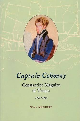 Captain Cohonny: Constantine Maguire of Tempo (Paperback)