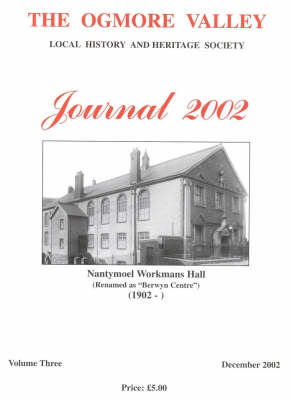 Journal 2002 2002 (Paperback)
