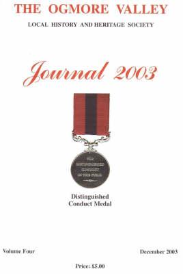 Journal 2003 2003 (Paperback)