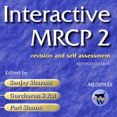 Interactive MRCP 2 CD-ROM: Revision and Self Assessment (CD-ROM)