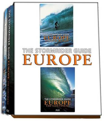The Stormrider Guide Europe - Stormrider Guides (Paperback)