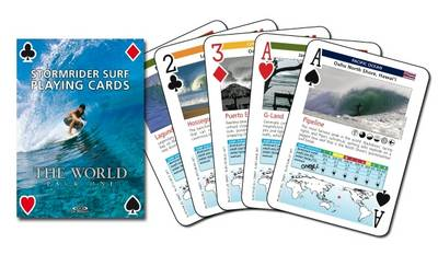 Stormrider Surf Playing Cards: The World - Pack One