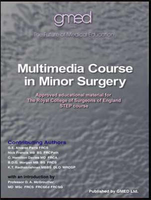 Multimedia Course in Minor Surgery (CD-ROM)