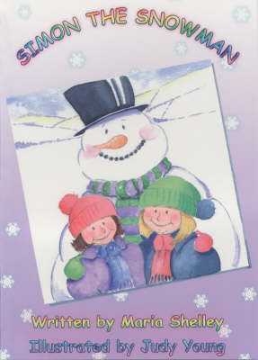 Simon the Snowman (Board book)