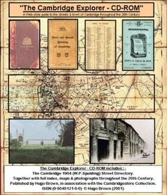 The Cambridge Explorer (CD-ROM)