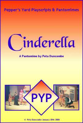 Cinderella: A Pantomime (Spiral bound)
