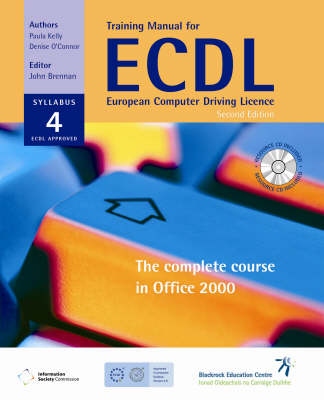Training for ECDL: The Complete Course in Office 2000 (Spiral bound)