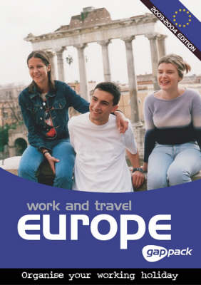 Work and Travel Europe Gap Pack (Paperback)