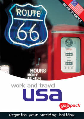 Work and Travel USA Gap Pack - Work & Travel S. (Paperback)