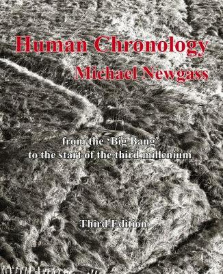 Human Chronology: from the 'Big Bang' to the start of the Third Millennium (Paperback)