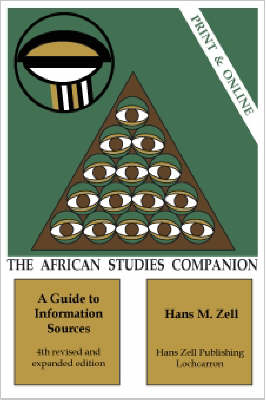 The African Studies Companion: A Guide to Information Sources - With Online Access (Hardback)