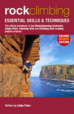 Rock Climbing: Essential Skills & Techniques (Paperback)