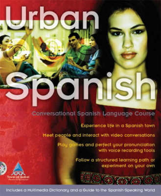 Urban Spanish - Urban language (CD-ROM)