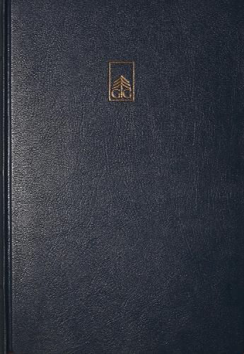 The Special Bindings of Gwasg Gregynog (Hardback)