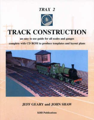 Track Design and Construction Using TRAX (Paperback)
