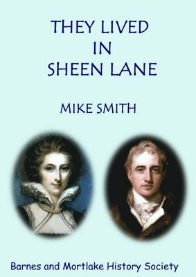 They Lived in Sheen Lane (Paperback)
