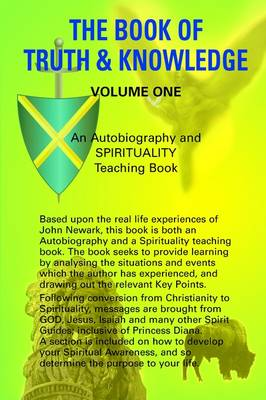 The Book of Truth and Knowledge: v. 1 (Paperback)