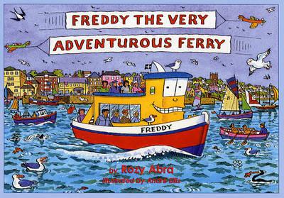 Freddy the Very Adventurous Ferry (Paperback)