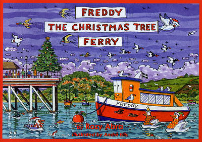 Freddy, the Christmas Tree Ferry (Paperback)
