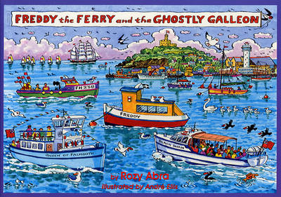 Freddy the Ferry and the Ghostly Galleon (Paperback)