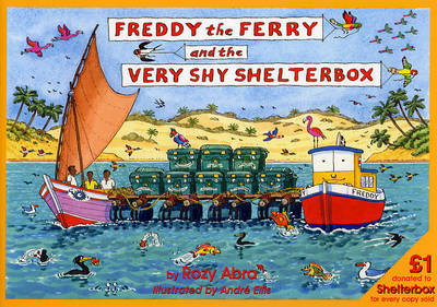 Freddy the Ferry and the Very Shy Shelterbox (Paperback)
