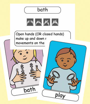 Let's Sign BSL Flashcards: Early Years and Baby Signs (British Sign Language) - Let's Sign
